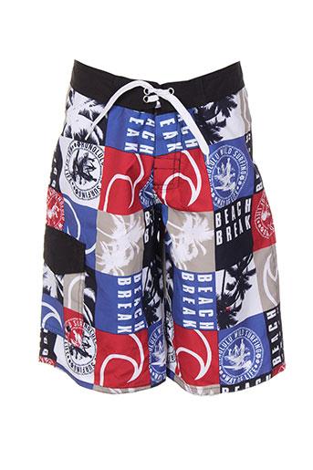 beach inc. maillots de bain garçon de couleur bleu