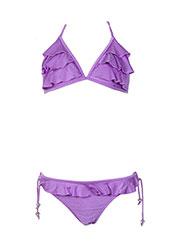 Maillot de bain 2 pièces violet SEAFOLLY pour fille seconde vue