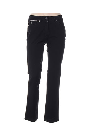 zerres pantalons femme de couleur noir
