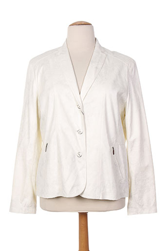 duvami vestes femme de couleur beige