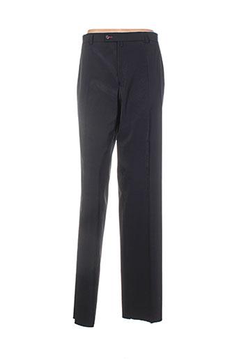 kamao pantalons homme de couleur noir