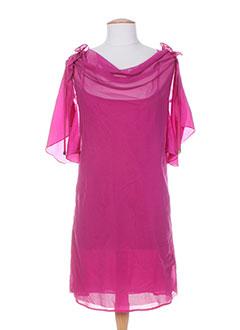 Tunique manches courtes rose LIU JO pour femme