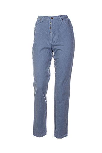 poles jeans femme de couleur gris
