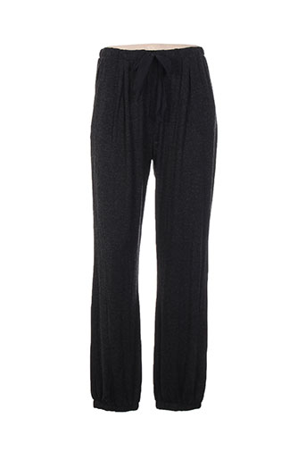 swami pantalons femme de couleur gris