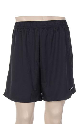 mizuno shorts / bermudas homme de couleur noir