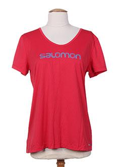Produit-T-shirts / Tops-Femme-SALOMON