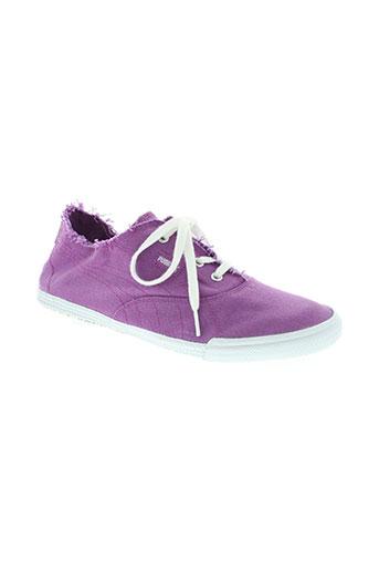 puma chaussures homme de couleur violet