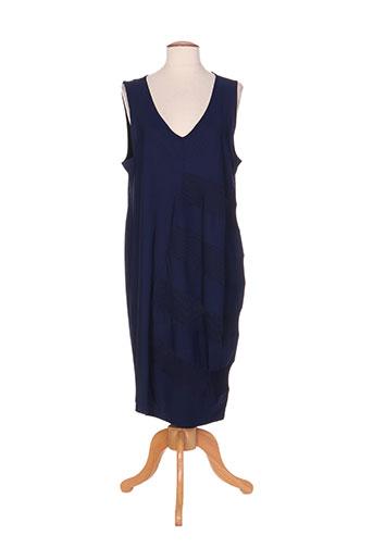 mc planet robes femme de couleur bleu