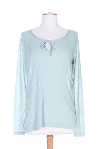 suggest chemises femme de couleur bleu