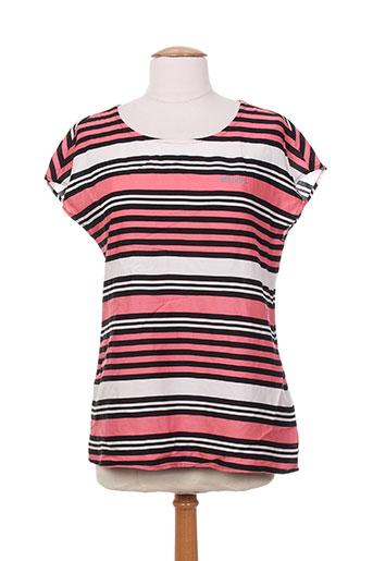 bench chemises femme de couleur rose