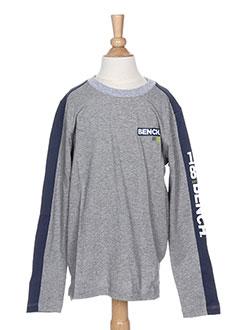Produit-T-shirts / Tops-Garçon-BENCH