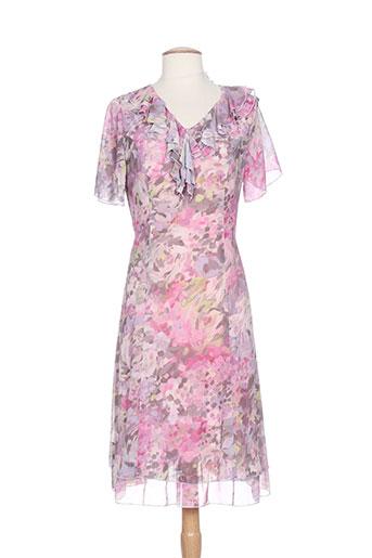 griffon robes femme de couleur rose