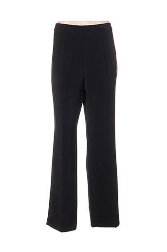 ficelle pantalons femme de couleur noir