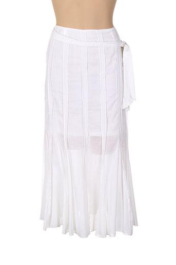 nominal jupes femme de couleur blanc