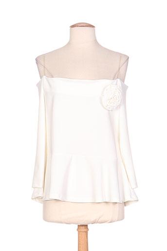 daniela cool chemises femme de couleur beige