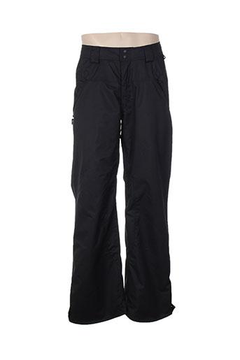 oakley pantalons homme de couleur noir