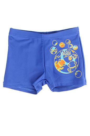 speedo maillots de bain garçon de couleur bleu