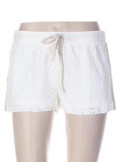 Produit-Shorts / Bermudas-Femme-JAVA