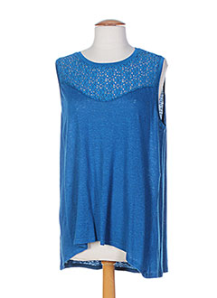 Produit-T-shirts / Tops-Femme-MISS CAPTAIN