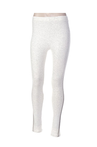 java pantalons femme de couleur beige