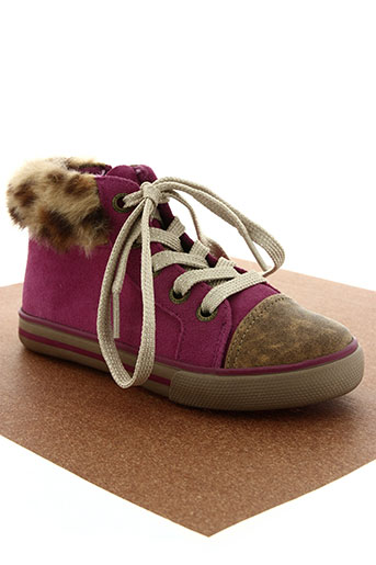gioseppo chaussures fille de couleur rose