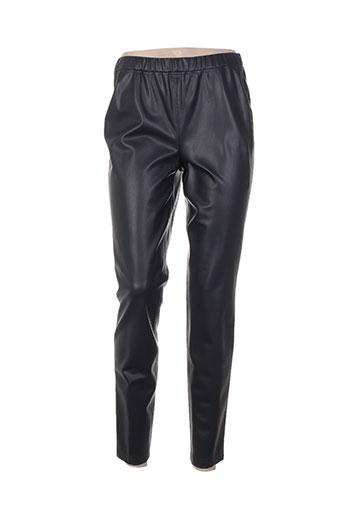 basler pantalons femme de couleur gris