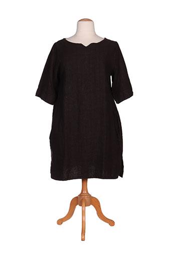 sabini tuniques femme de couleur marron