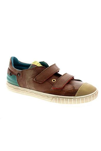 rondinella chaussures homme de couleur marron