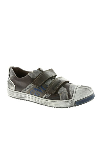 romagnoli chaussures homme de couleur marron