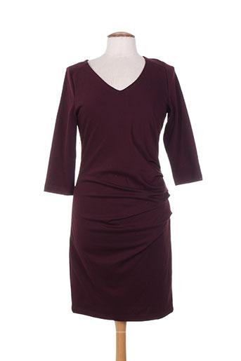 laura jo robes femme de couleur violet