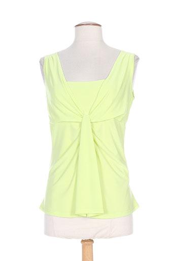 joseph ribkoff chemises femme de couleur vert