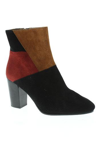 derniere version chaussures femme de couleur noir
