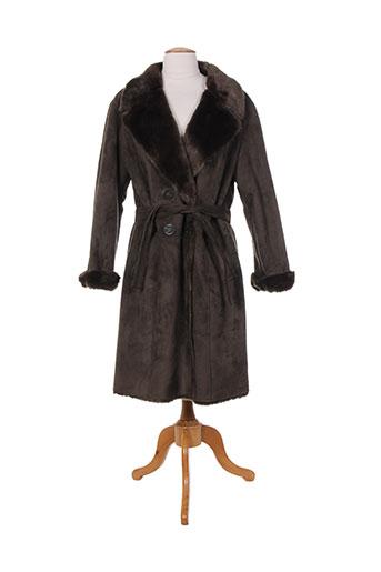 gerard darel manteaux femme de couleur vert