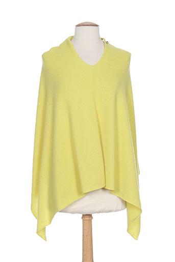 vanise vestes femme de couleur jaune