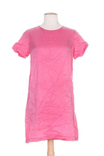 mybo tuniques femme de couleur rose