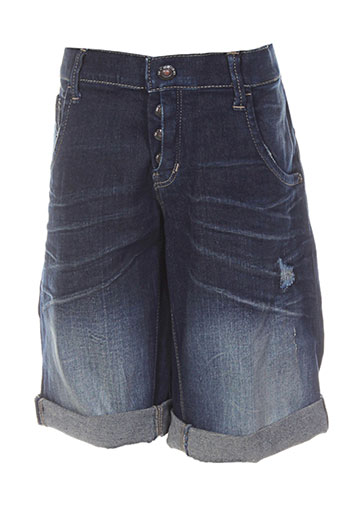 name it shorts / bermudas garçon de couleur bleu