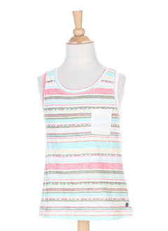Produit-T-shirts / Tops-Fille-ROXY GIRL