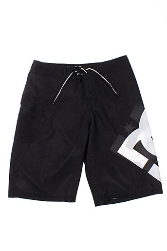 dc maillots de bain garçon de couleur noir