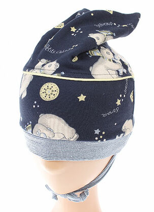Chapeau bleu POMME D'AMOUR pour garçon