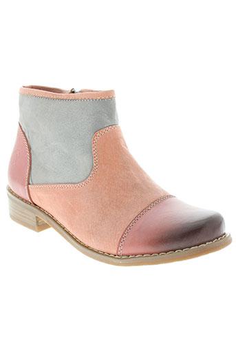 kdopa chaussures femme de couleur rose