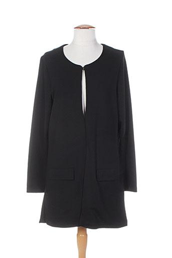 top secret vestes femme de couleur noir