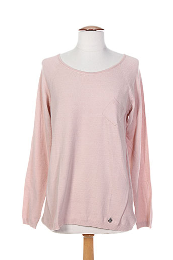 top secret pulls femme de couleur rose