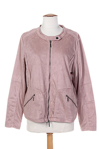 top secret vestes femme de couleur rose