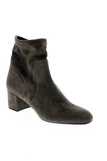 rosemetal chaussures femme de couleur marron