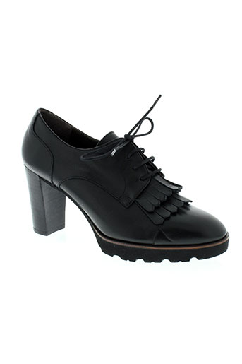 jhay chaussures femme de couleur noir