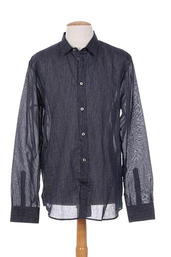 paul EFFI_CHAR_1 joe chemises homme de couleur bleu