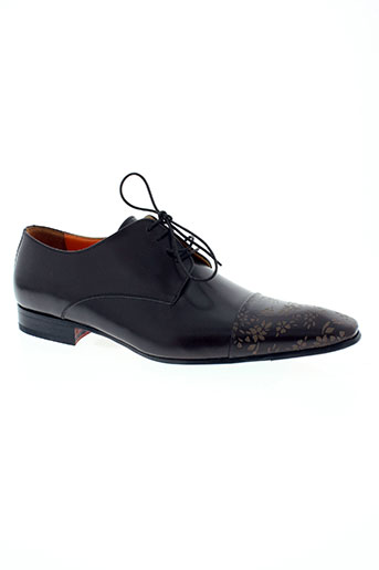 kenzo takada chaussures homme de couleur marron