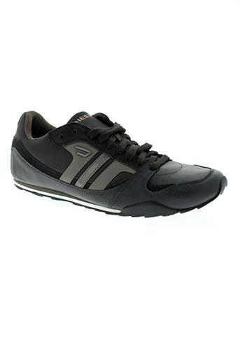 diesel chaussures homme de couleur marron