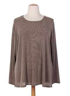 Produit-T-shirts / Tops-Femme-FRANCK ANNA