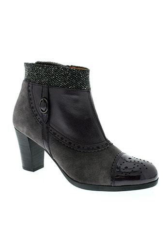 hispanitas chaussures femme de couleur violet